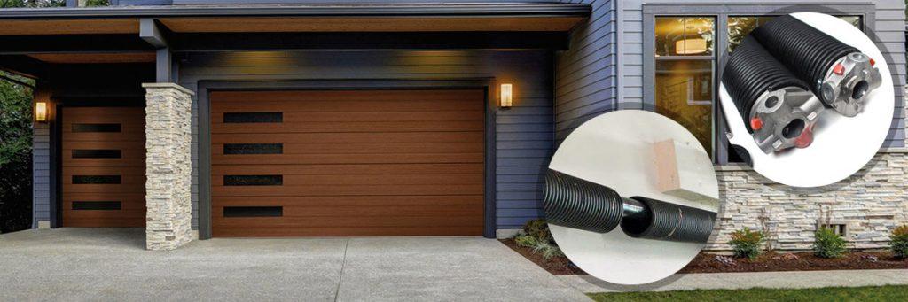 Garage Door Springs Repair Mentor